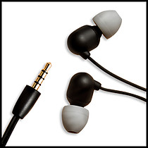 Uwater20 Waterproof Stereo Universal Earphones For 3.5mm  Long (20