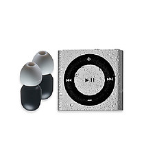 Certified Refurbished Waterproof IPOD Shuffle 4th Gen (Silver)
